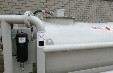 BO-AC NEDERLAND / Container met RCI Purifier